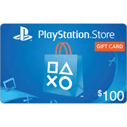 playstation store 100 100 value