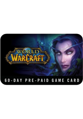 World of Warcraft 60 Day [Digital Code]