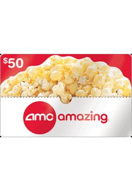 AMC $50 [Digital Code]