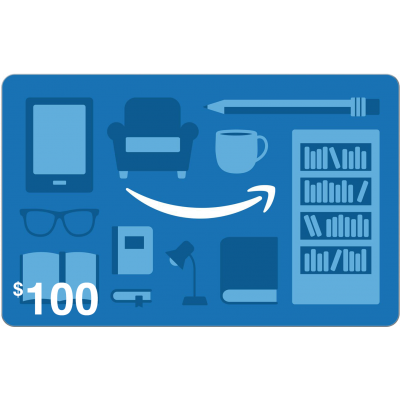 Amazon.com Books $100 [Digital Code]