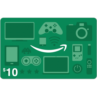 Amazon.com Games $10 [Digital Code]