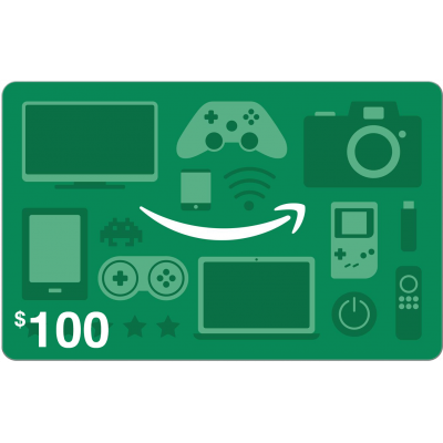 Amazon.com Games $100 [Digital Code]