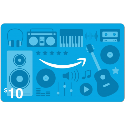 Amazon.com Music $10 [Digital Code]