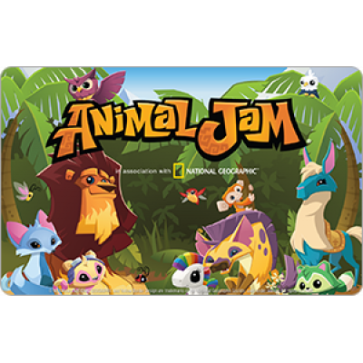 Animal Jam 3 Month Subscription [Digital Code]