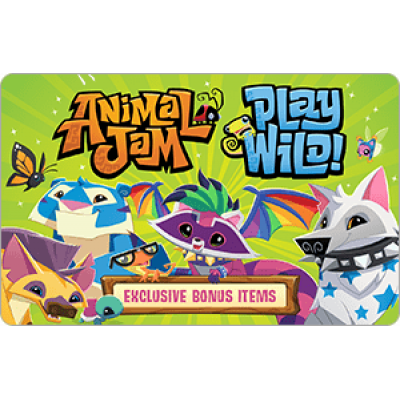 Animal Jam 3 Month Subscription