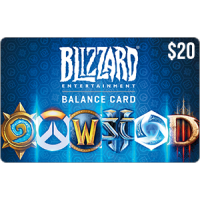 Blizzard Balance $20 [Digital Code]