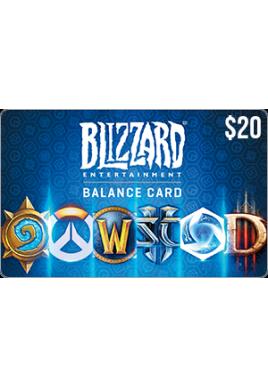 Blizzard Balance $20 [Digital Code]
