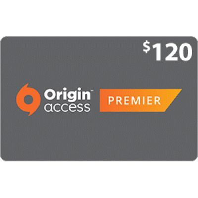 EA Origin Access Premier $120