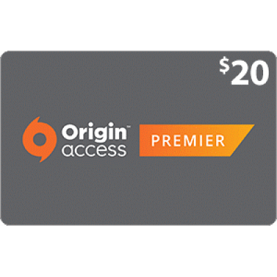 EA Origin Access Premier $20