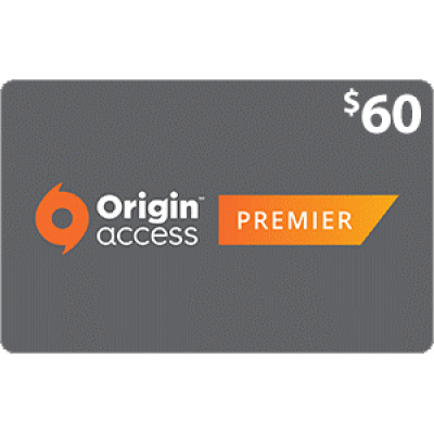 EA Origin Access Premier $60