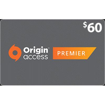 EA Origin Access Premier $60