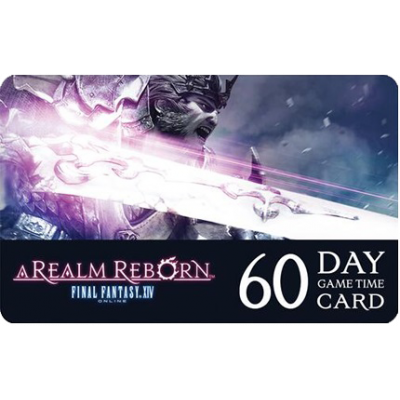 Final Fantasy XIV: A Realm Reborn 60 Day Subscription [Digital Code]