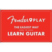 Fender Play 12 Month [Digital Code]