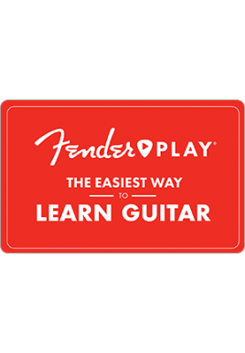Fender Play 12 Month [Digital Code]