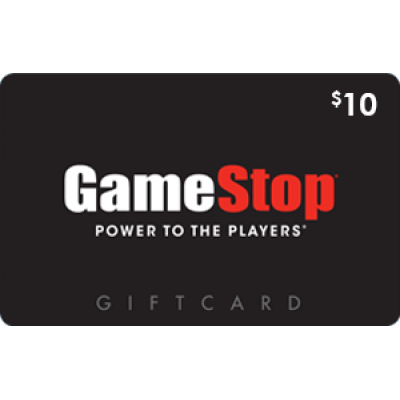 GameStop $10 [Digital Code]