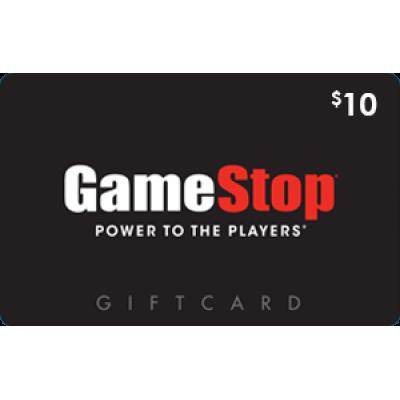GameStop $10
