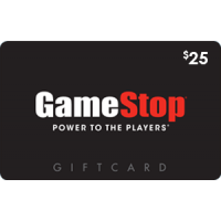 GameStop $25 [Digital Code]