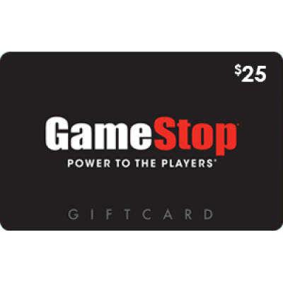 GameStop $25