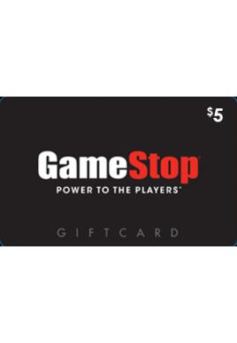 GameStop $5 [Digital Code]