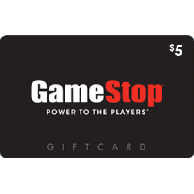 GameStop $5 [Digital Code]