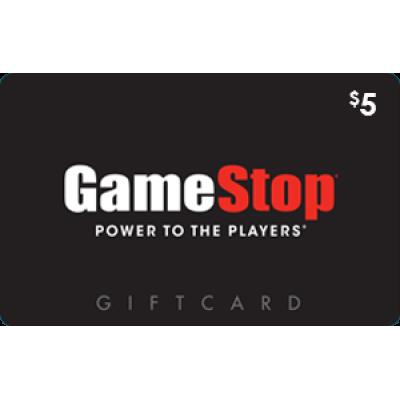 GameStop $5