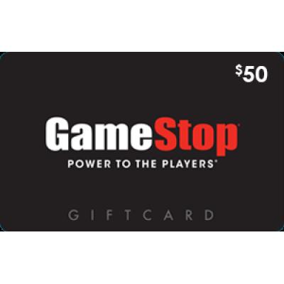 GameStop $50