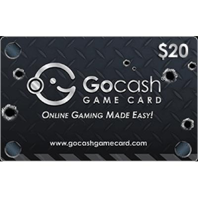 GoCash Game Card $20