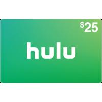Hulu $25 [Digital Code]