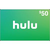 Hulu $50 [Digital Code]