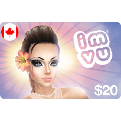 IMVU $20 [Digital Code]