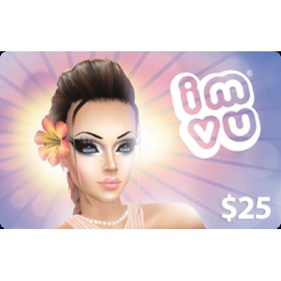IMVU $25 [Digital Code]