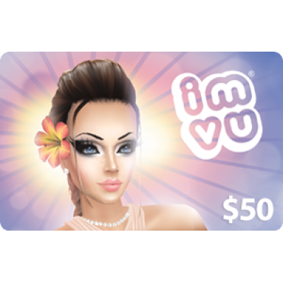 IMVU $50 [Digital Code]