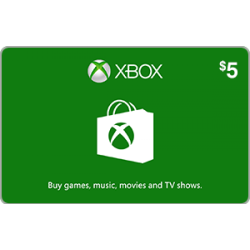 Uber Discount Code >> Xbox $5 | XBox Gift Cards