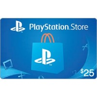 PlayStation Store $25 [Digital Code]
