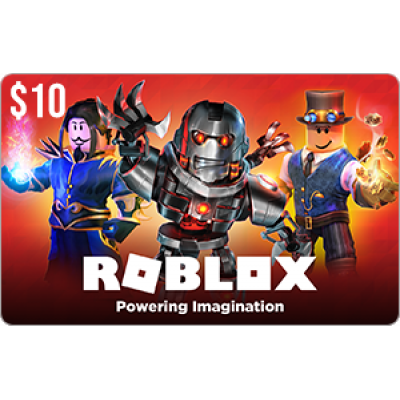 Roblox $10 Game Card [Digital Code]