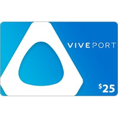 Viveport $25 [Digital Code]