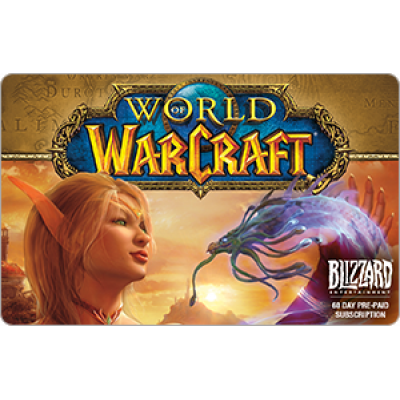 World of Warcraft 60 Day [Digital Code]