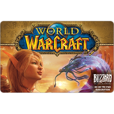 World of Warcraft 60 Day