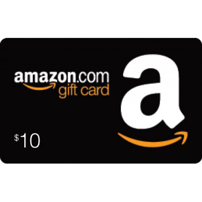 Amazon.com $10 [Digital Code]