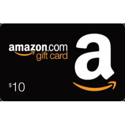 Amazon.com $10 [Digital Code]