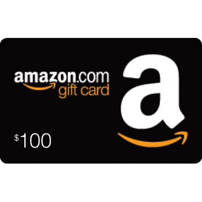 Amazon.com $100 [Digital Code]