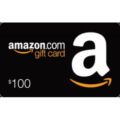 Amazon.com $100 [Digital Code]