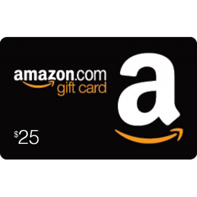 Amazon.com $25 [Digital Code]