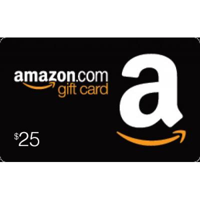 Amazon.com $25 [Digital Code]