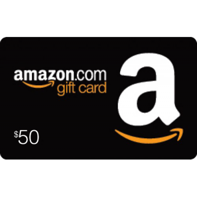 Amazon.com $50 [Digital Code]