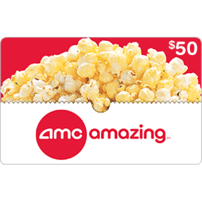 AMC $50 [Digital Code]