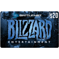 Battle.net $20 [Digital Code]