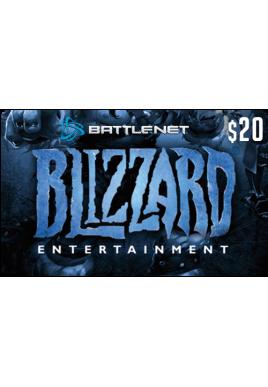 Battle.net $20 [Digital Code]
