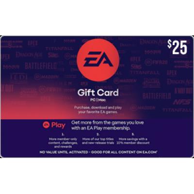 EA Play $25