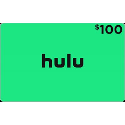 Hulu $100
